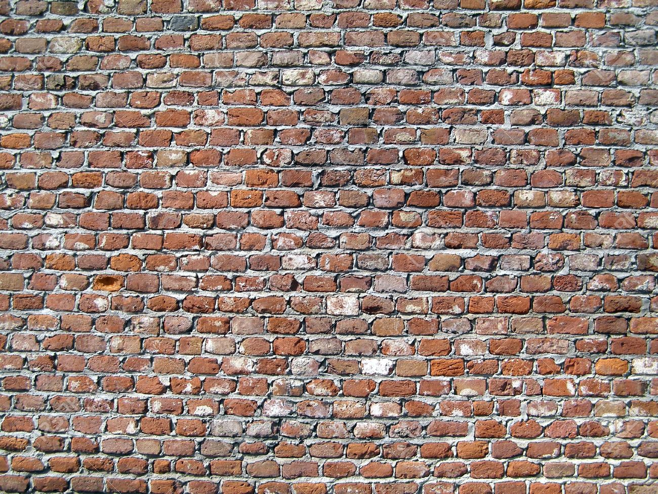 Old Brick Part - 22: Old Brick Wall Useful As A Background Stock Photo - 14090263