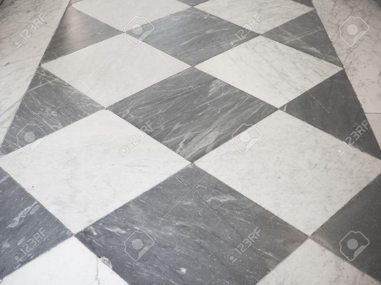 Marmo Bianco E Grigio