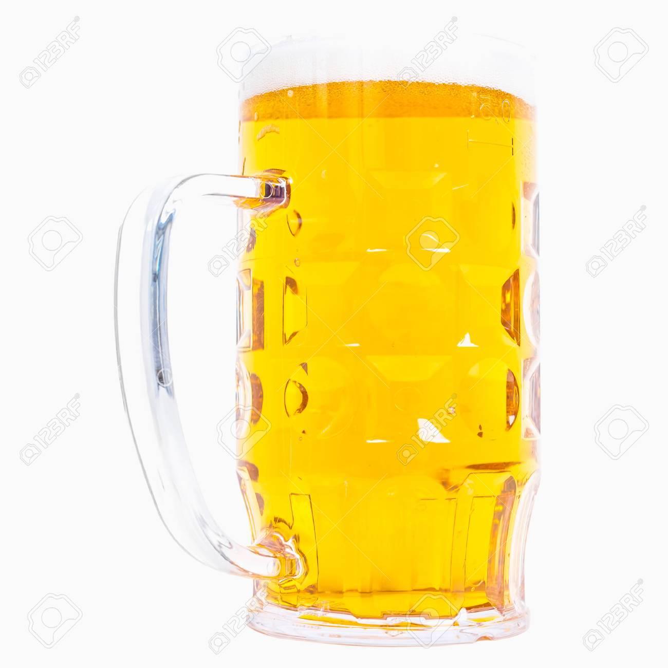 High Dynamic Range (HDR) Grote Duitse Bierkrug Bier Mok Tankard Glas, Halve  Liter, Een Pint Van Pils - Geïsoleerd Op Een Witte Achtergrond  Royalty-Vrije Foto, Plaatjes, Beelden En Stock Fotografie. Image 61717503.