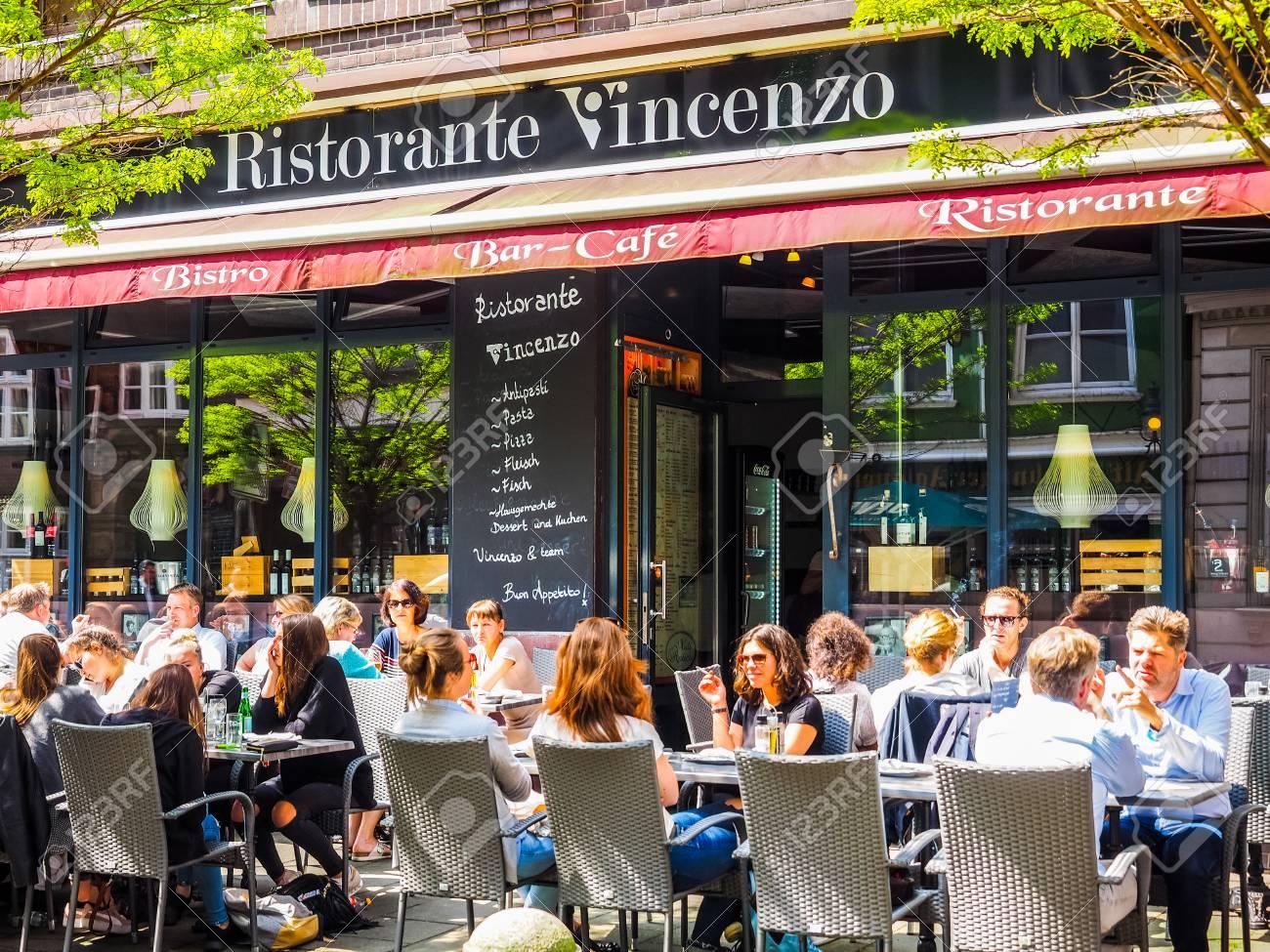 restauranter i hamborg centrum