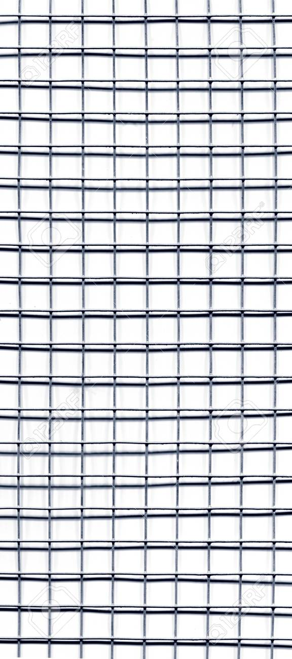 Grey Welded Galvanized Steel Wire Mesh Grid With Shadow Useful ...