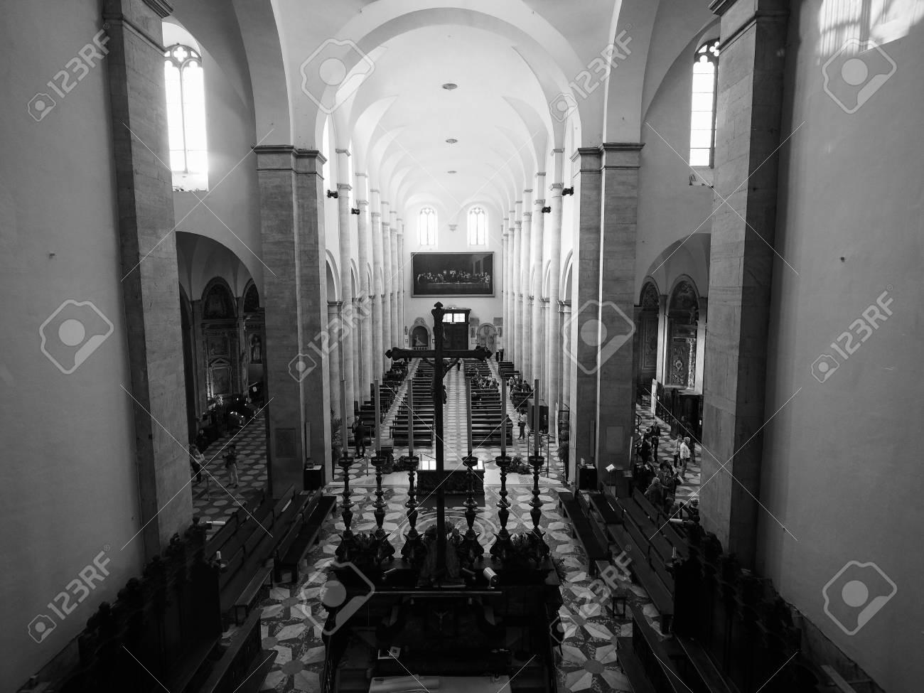 TURIN, ITALY - CIRCA OCTOBER 2018: Cappella della Sindone meaning