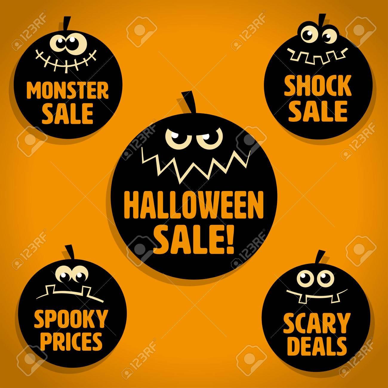 ᐈ Halloween for sale stock illustrations, Royalty Free halloween sale  vectors | download on Depositphotos®