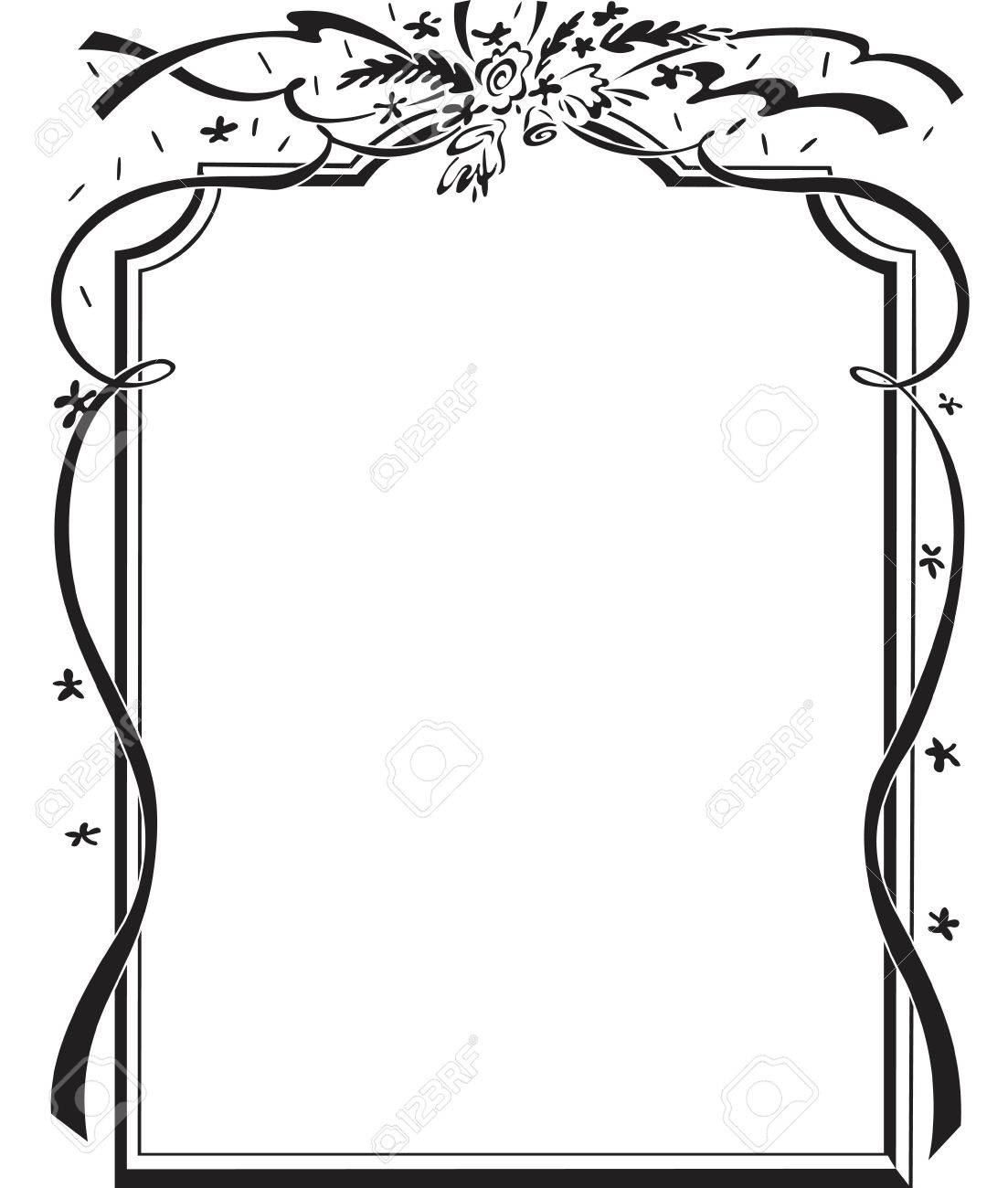 Vintage frames and design elements - with place for your text Stock Vector - 16788425