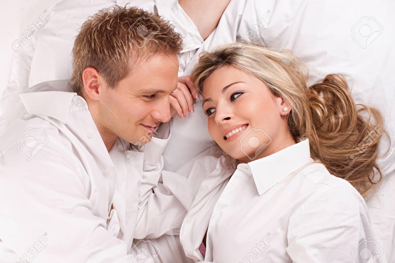 Happy couple Stock Photo - 19590729