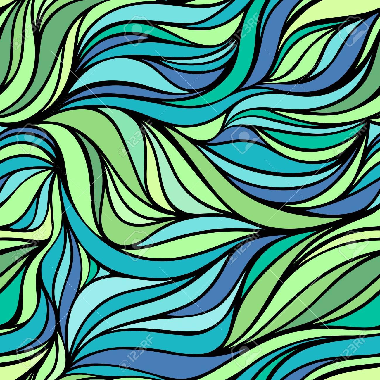 Colores fondo de mar