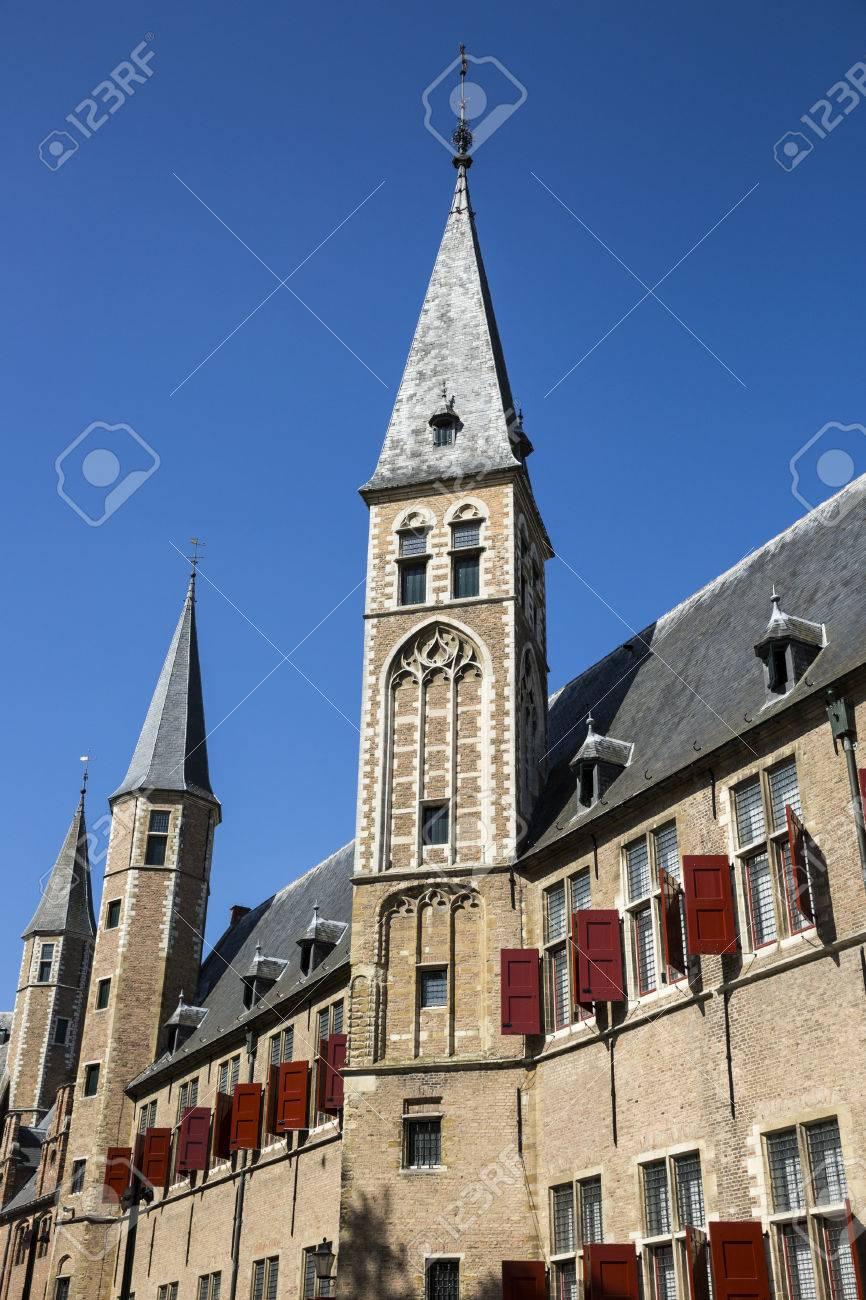 修道院の複合体、ミデルブルグ、...