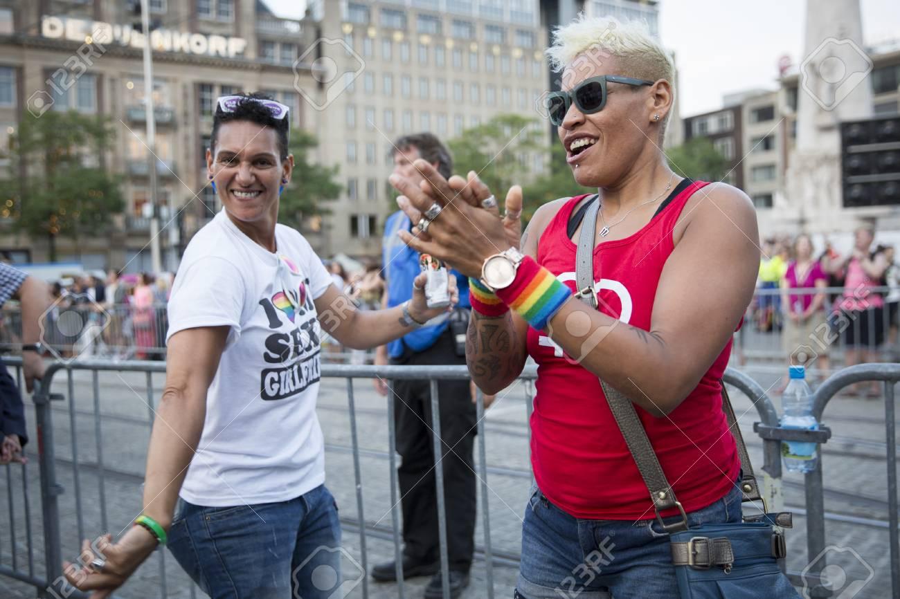 Amsterdam lesbian pics