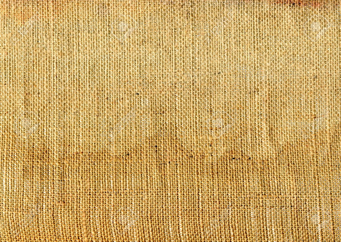 Vintage Background From Old Canvas Texture Stock Photo Picture And