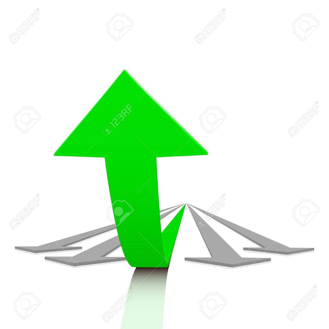 Success Stock Vector - 9055447