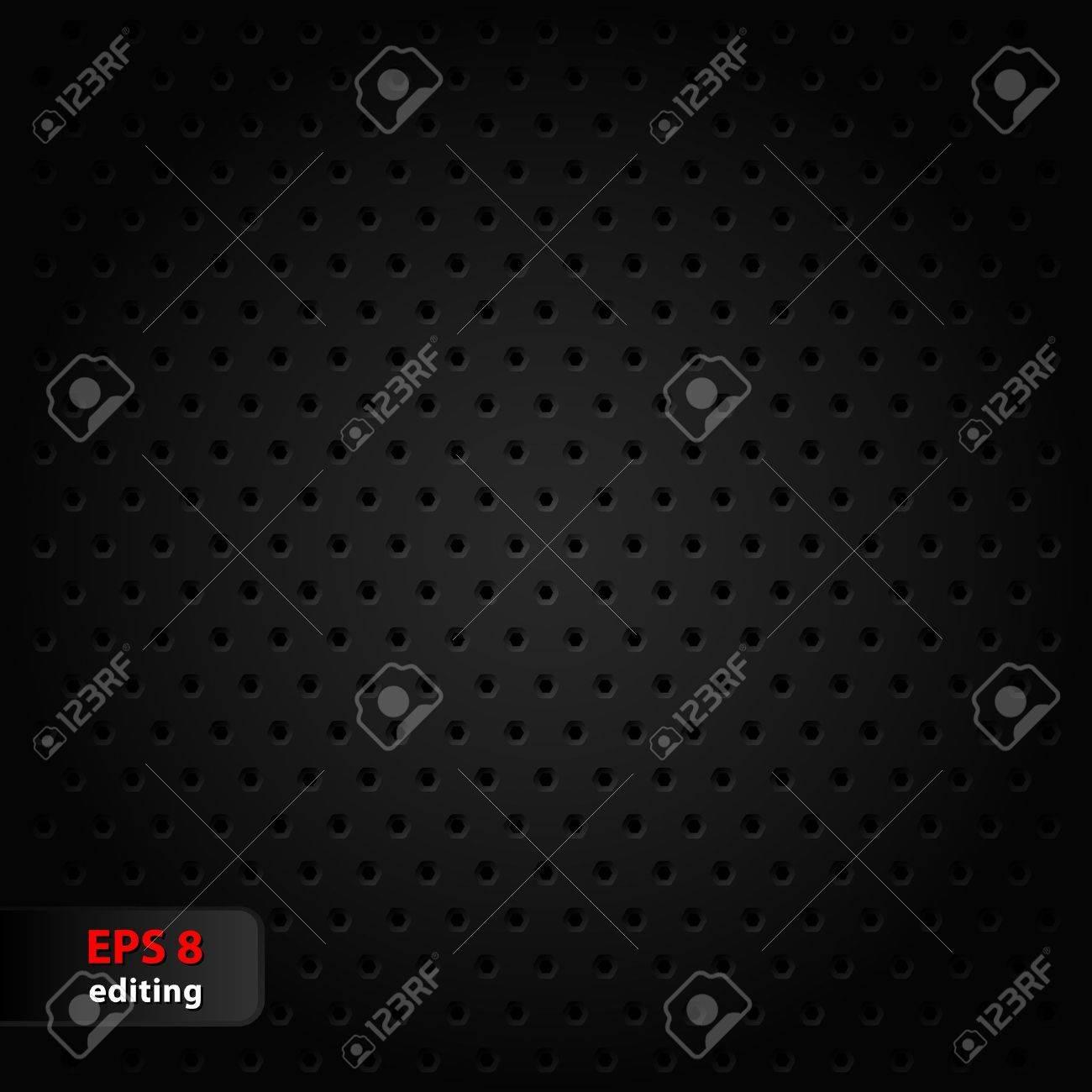Matte metallic texture Stock Vector - 10652345