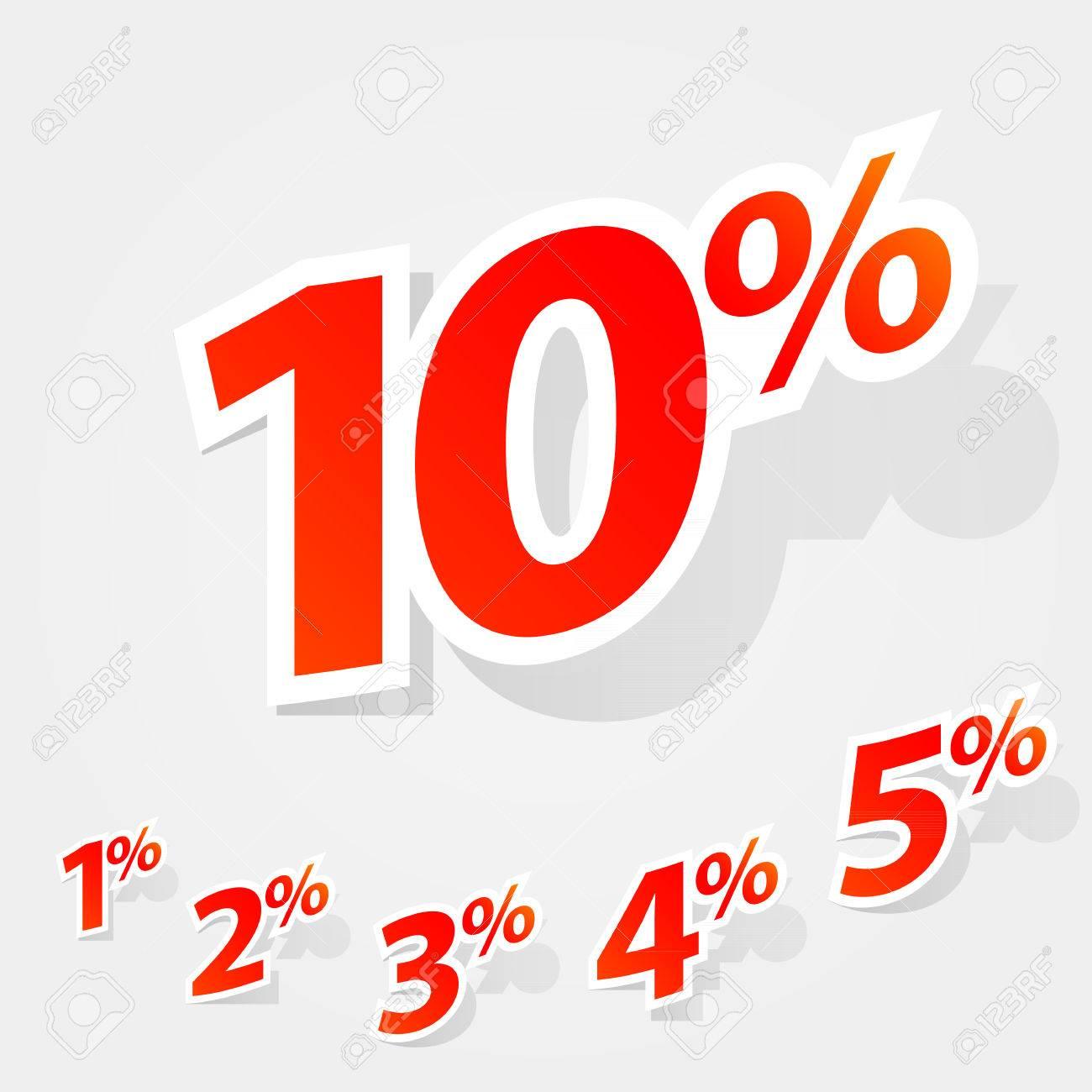 Un conjunto de etiquetas para ofertas especiales y descuentos de ventas. Eps 10 ilustración vectorial. Capas transparencia utilizada de sombras