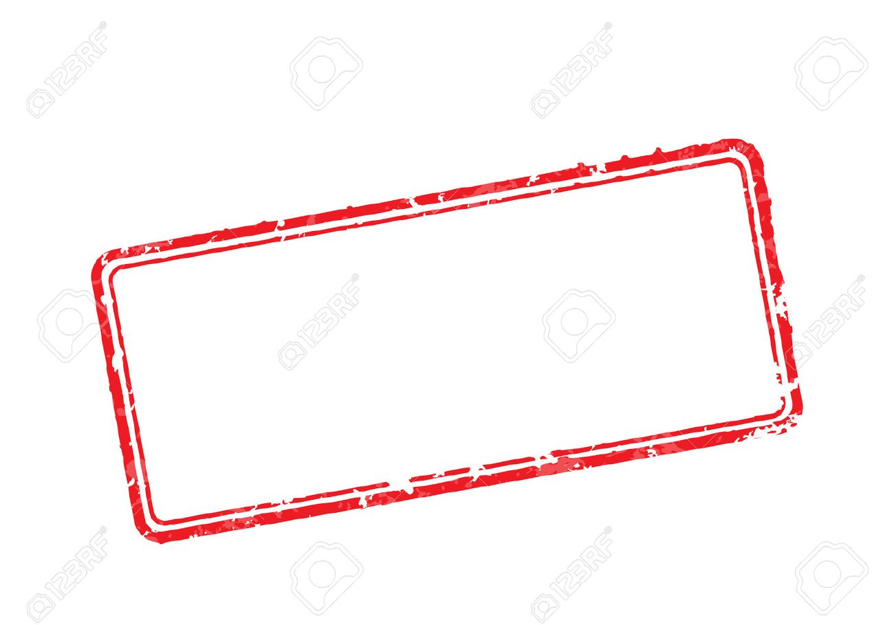 Frame of rubber stamps - 69362204