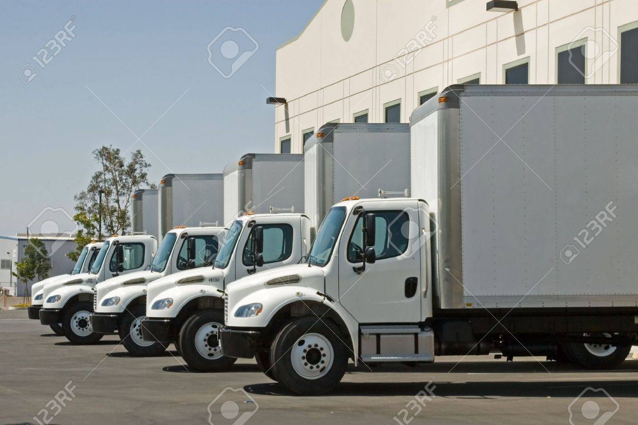The many means of transporting the cargo and freight of world trade Stock Photo - 1962341