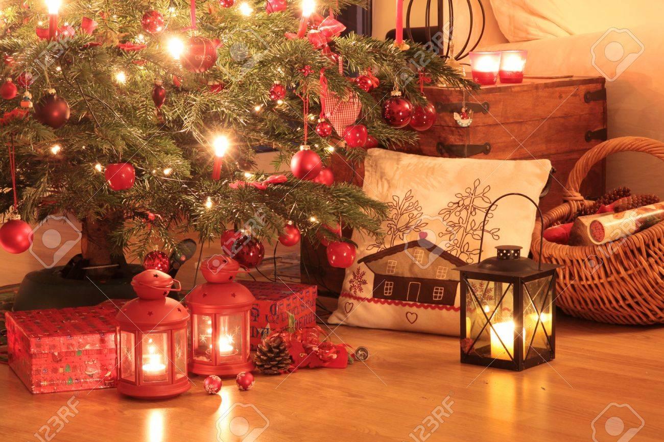 Christmas gifts Stock Photo - 15960166