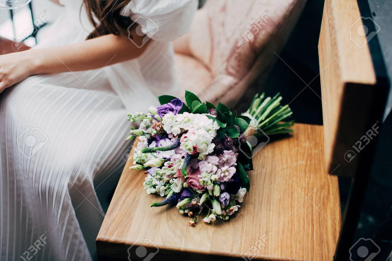 Die Brautstrauss Hochzeitsstrauss Lizenzfreie Fotos Bilder Und Stock