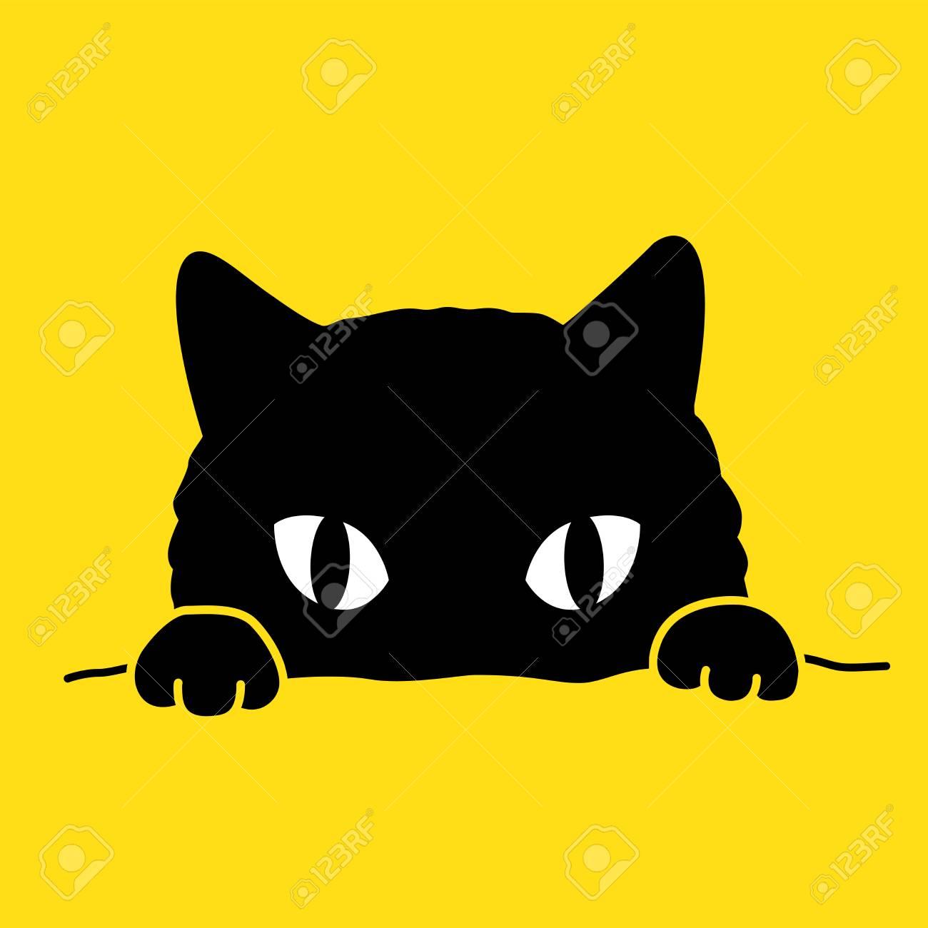 Kitten vector icon illustration cartoon doodle - 98586314