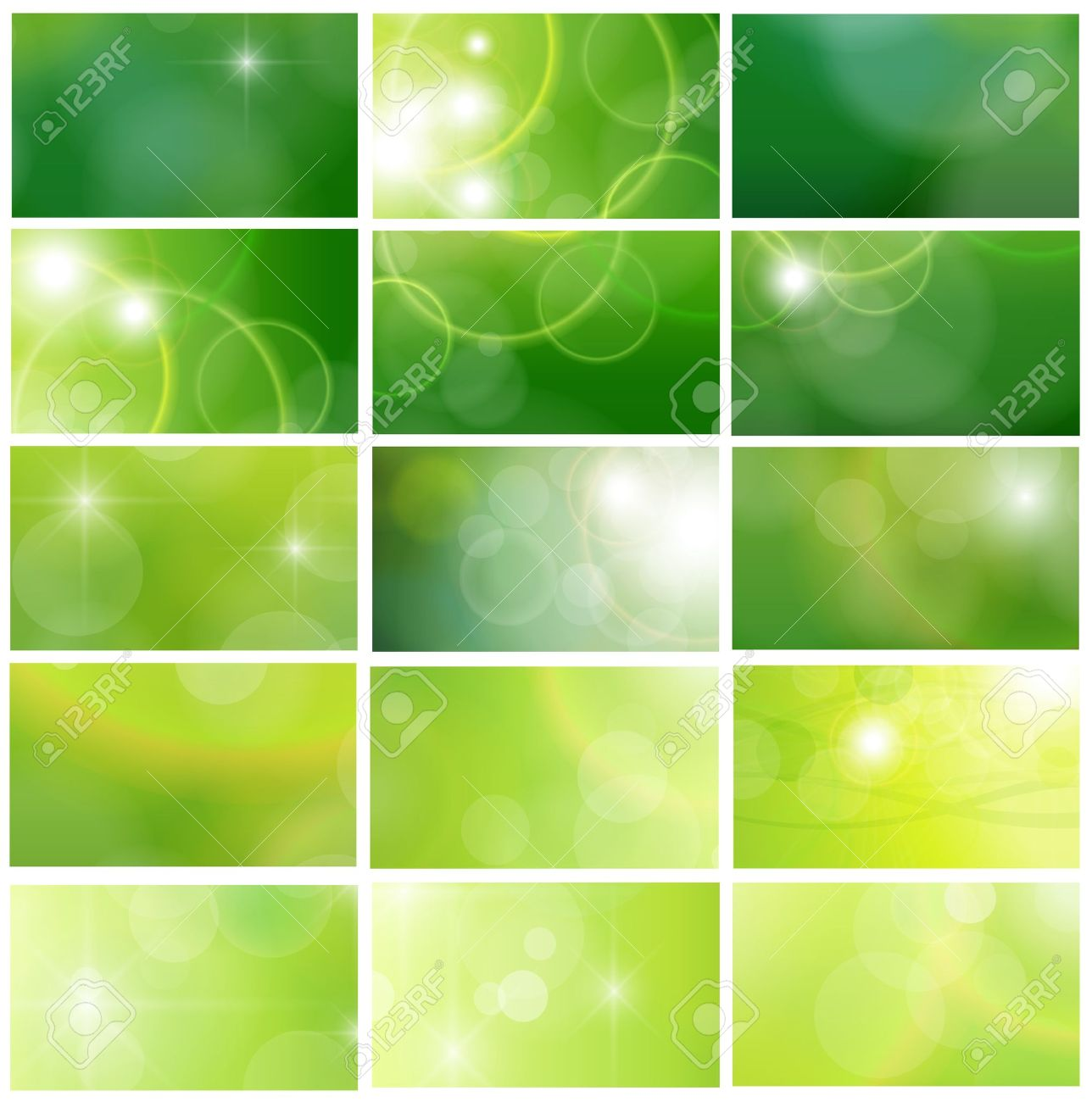 Green business cards collection editable vector royalty free green business cards collection editable vector stock vector 10478198 reheart