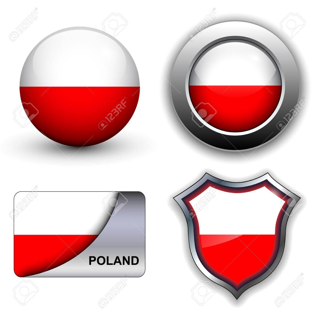 polish flag stock photos royalty free polish flag images and pictures