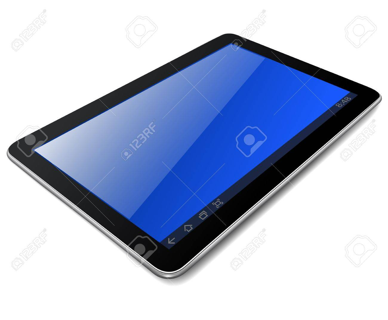 Tablet computer Stock Vector - 14275616