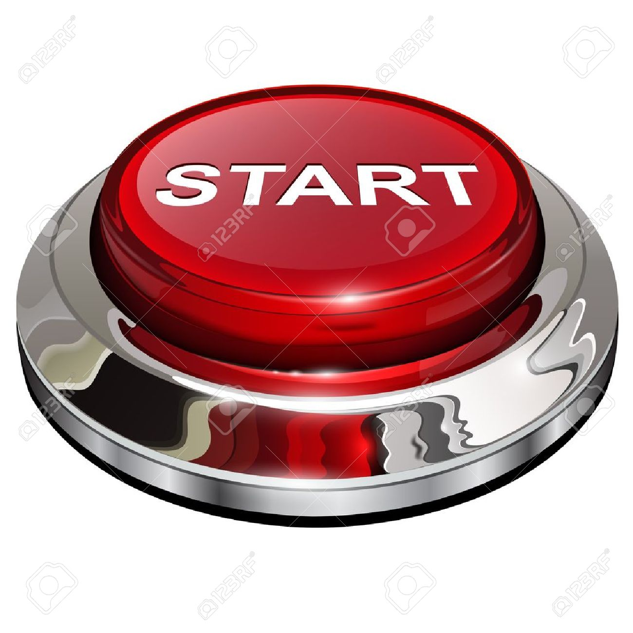Press Start Button