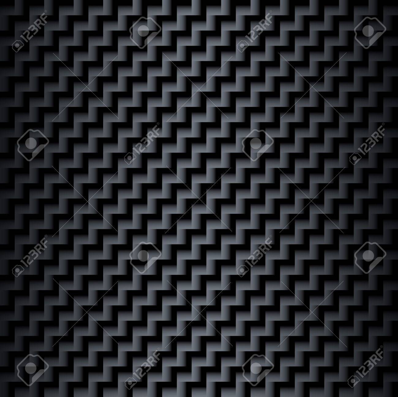 Seamless texture background - black surface with interesting square pattern Stock Vector - 19973522