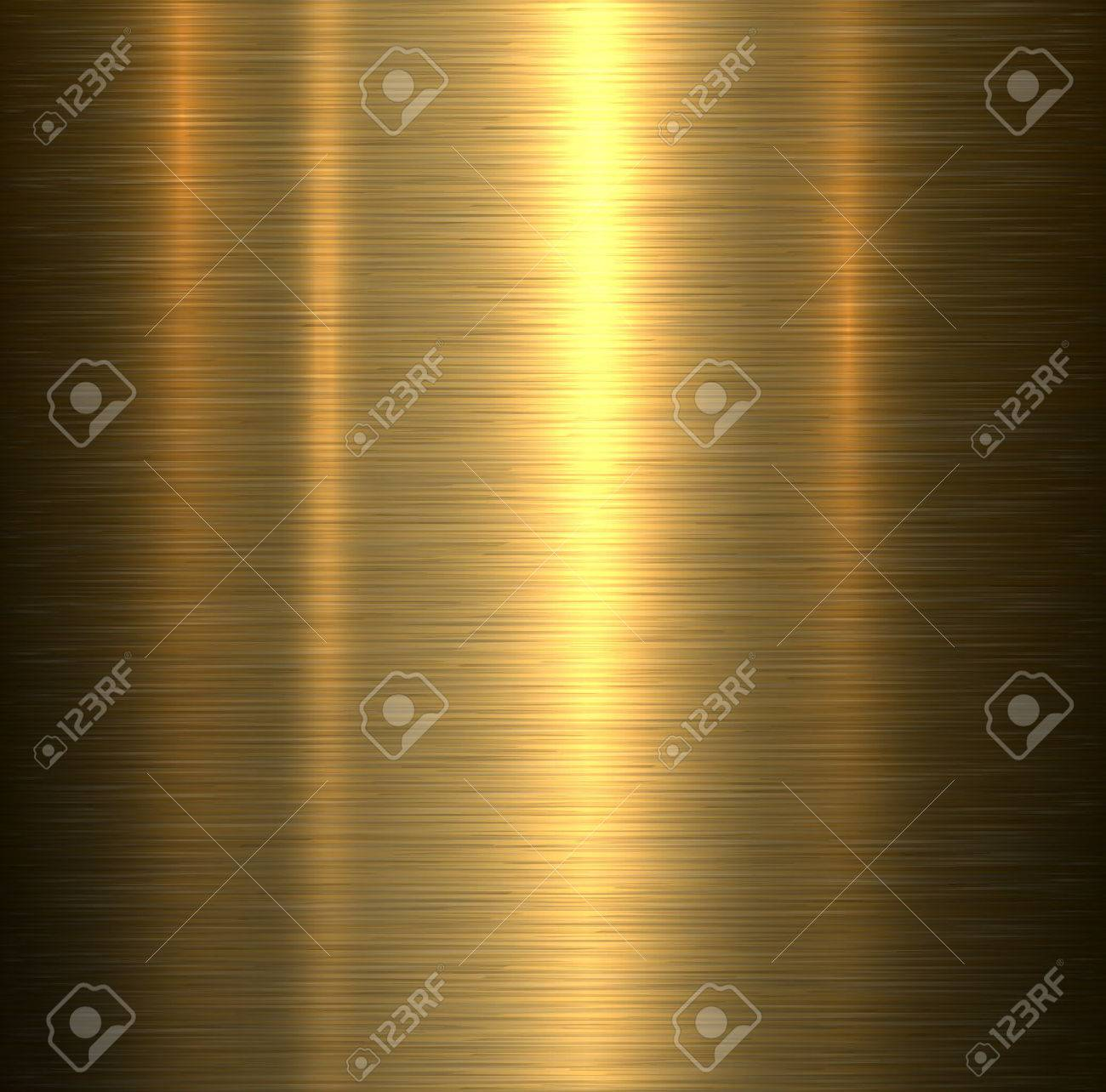 Brushed Brass Texture Brushed Metallic Texture