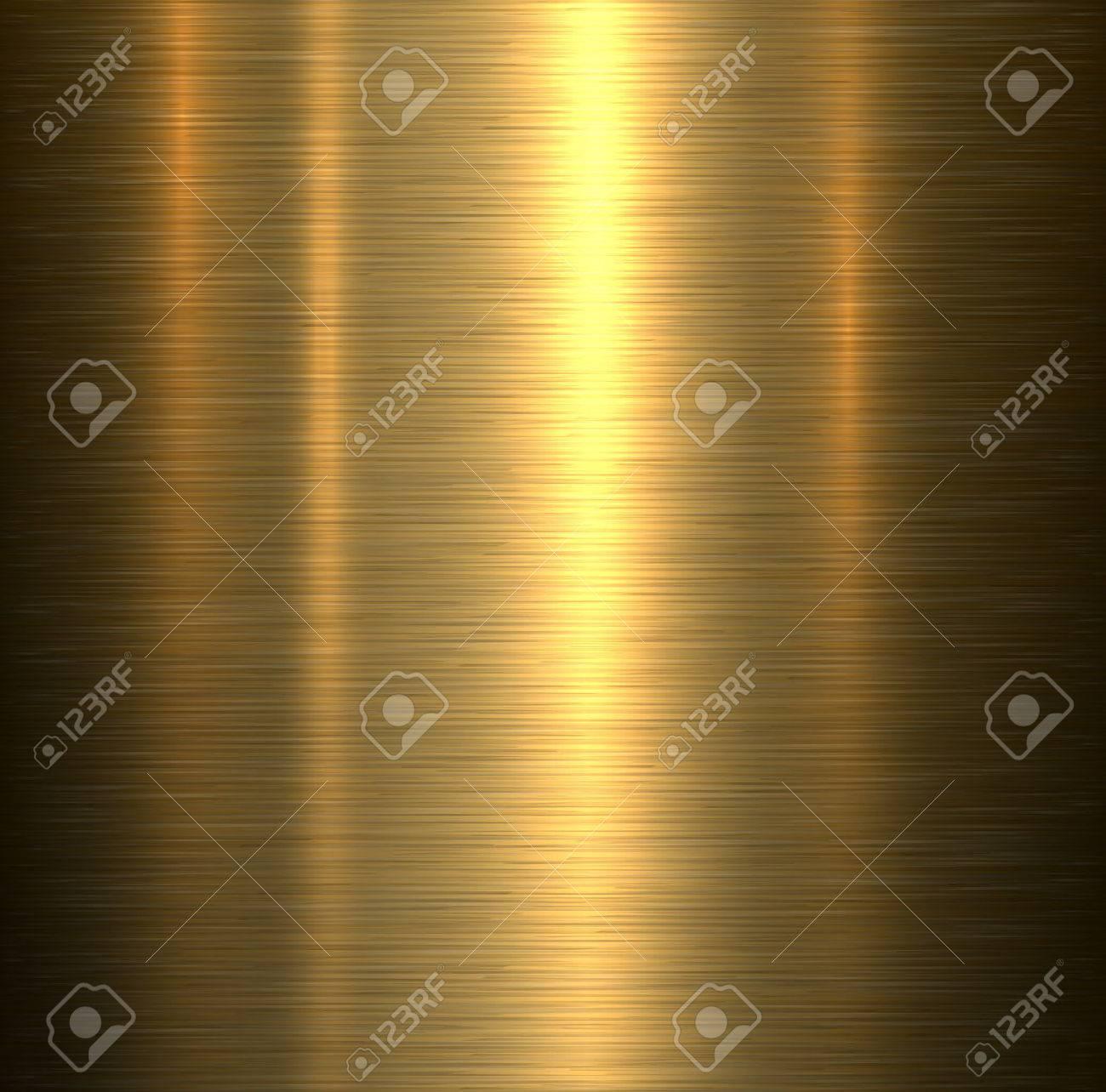 Brushed Brass Texture Brushed Metallic Texture
