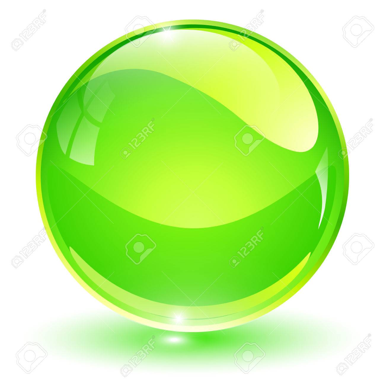 glass sphere green vector ball royalty free cliparts vectors and rh 123rf com vector sphere rc drone intersection vecteur sphere