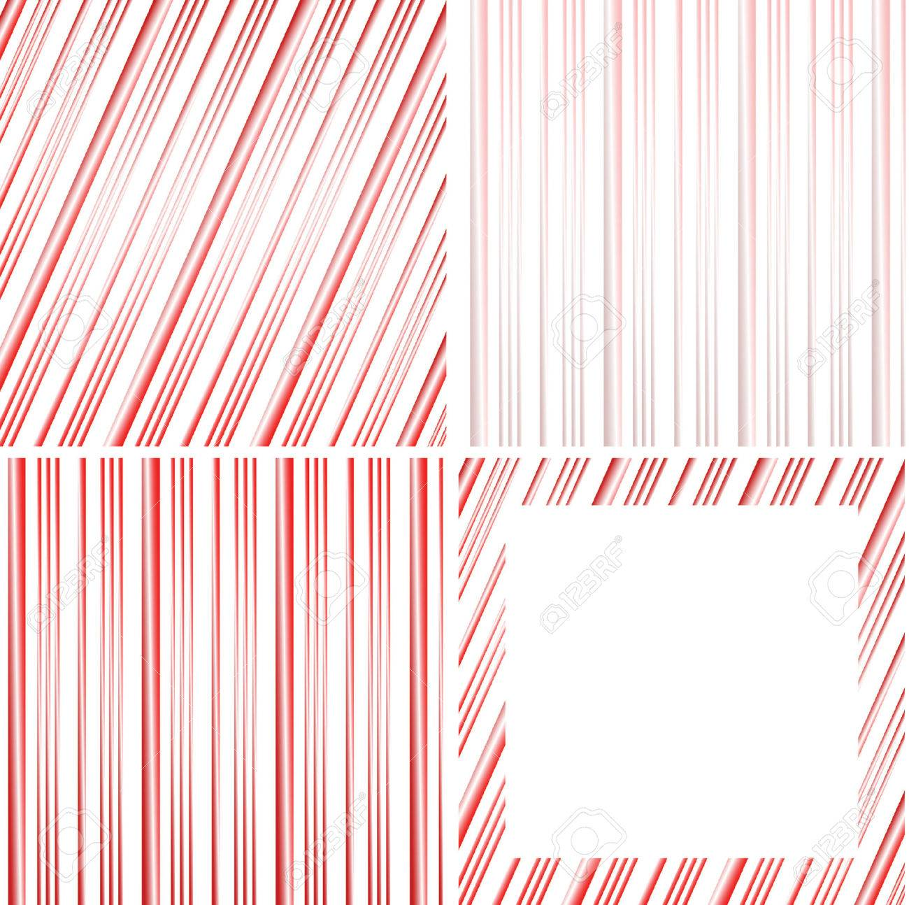Candy Cane Stripped Background Wallpaper Stock Vector