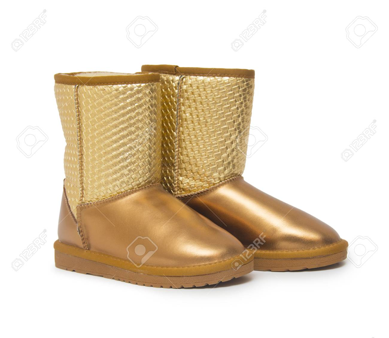 Stock Photo - Uggs - female Australian shoes