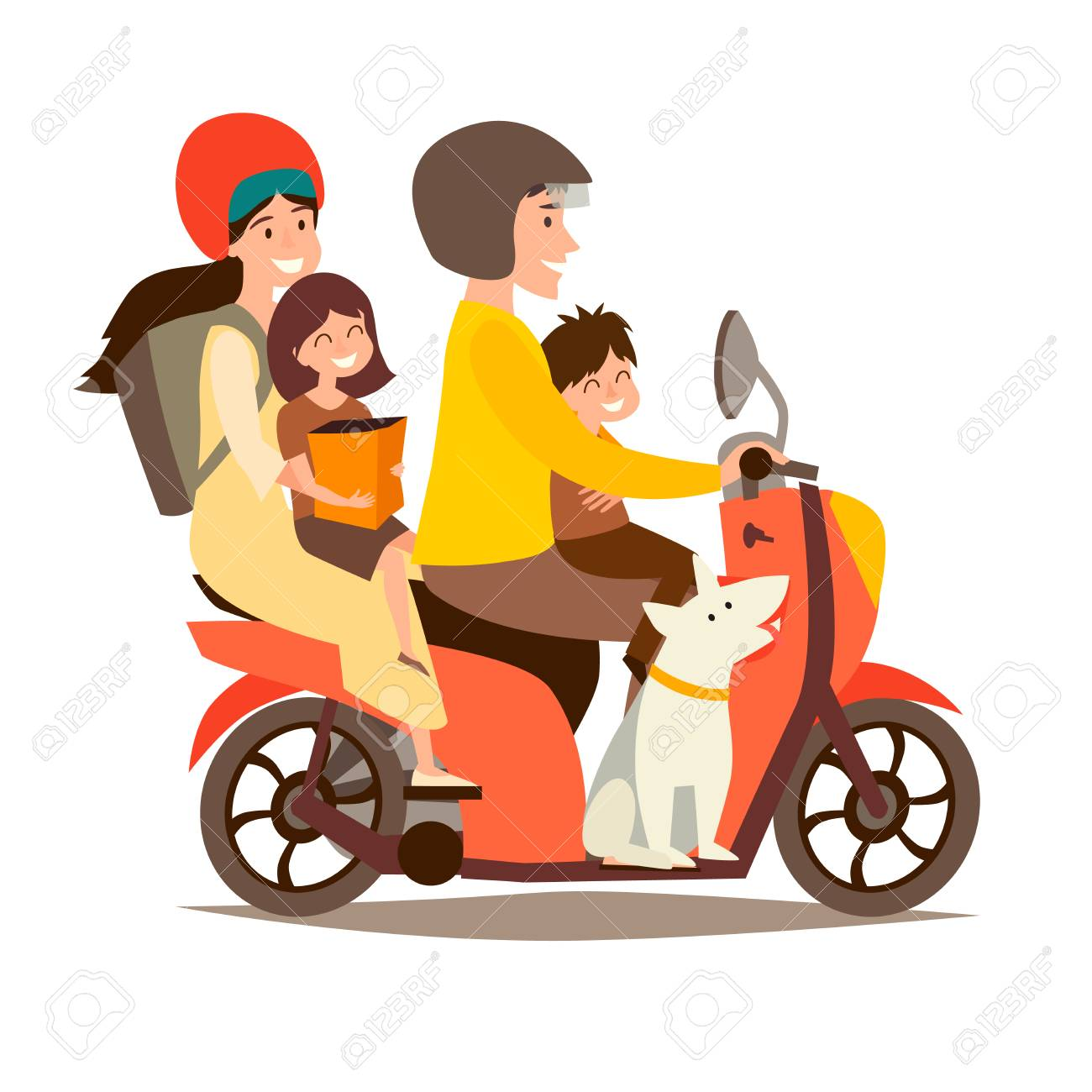On scooter orgy photo 80
