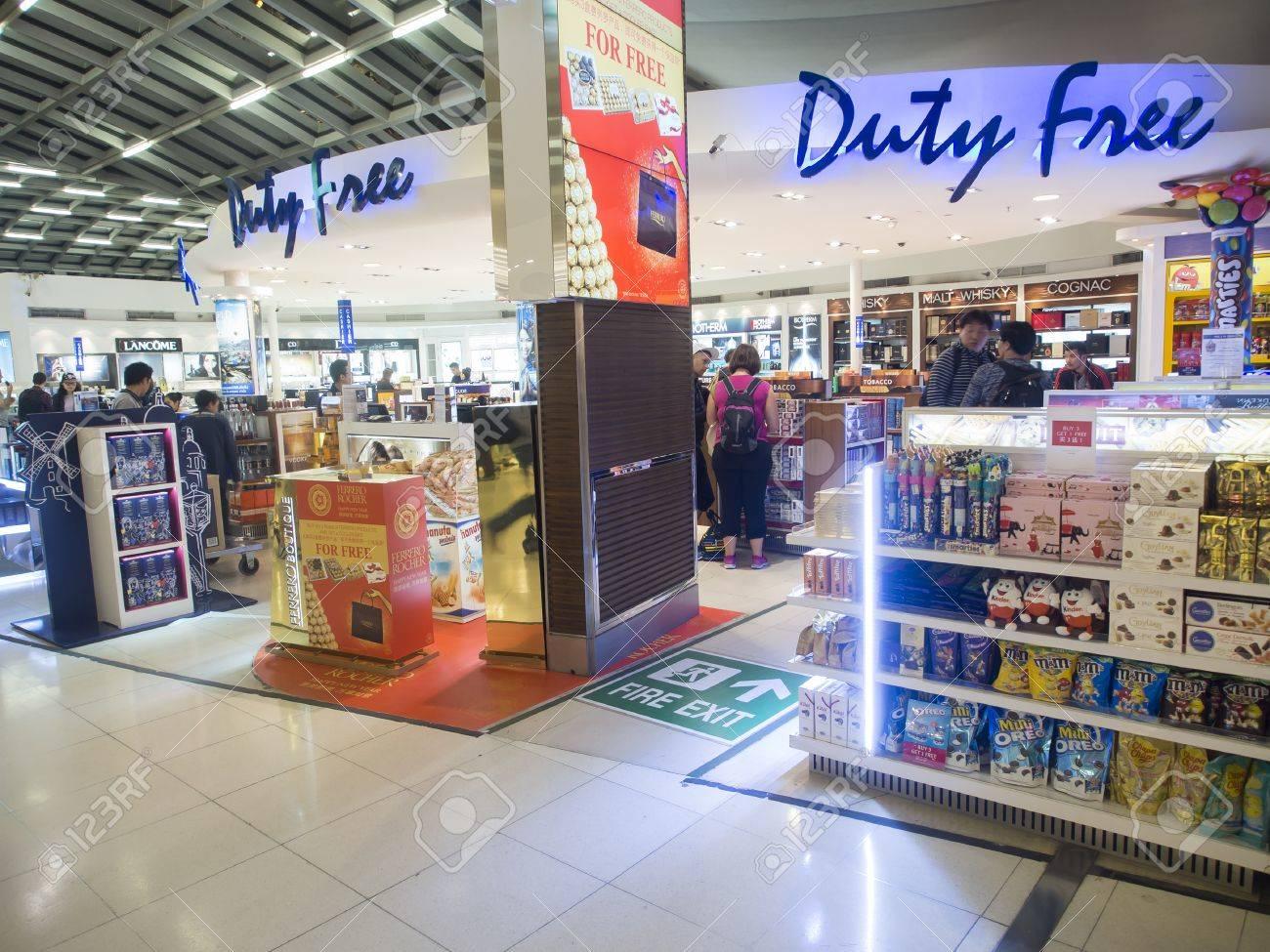 Bangkok Thailand Airport Bangkok Thailand January 17