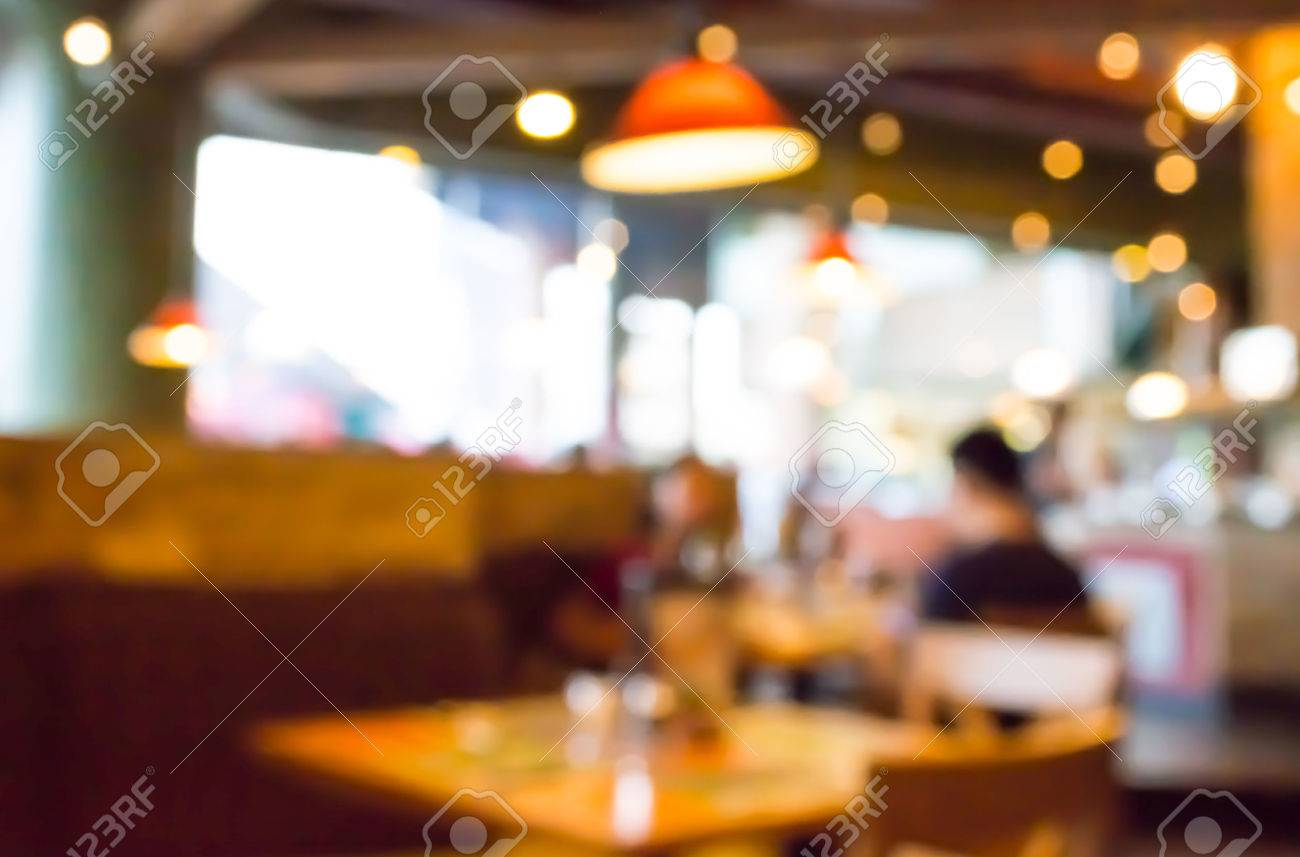 Restaurant Background With People Restaurant Background Stock Photos & Picturesroyalty Free