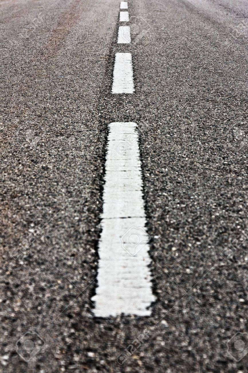 Road Marks Stock Photo - 8437319