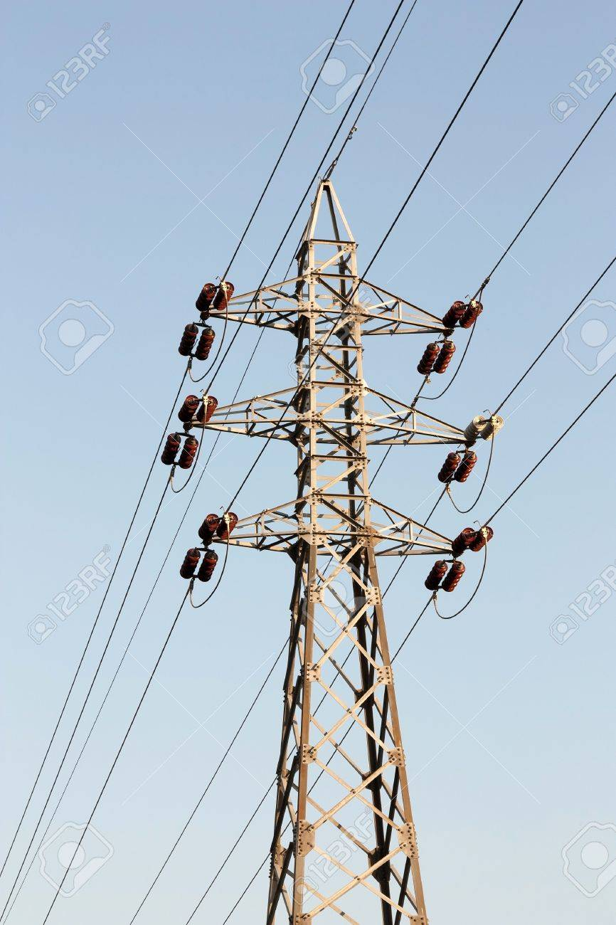Image result for power lines vertical