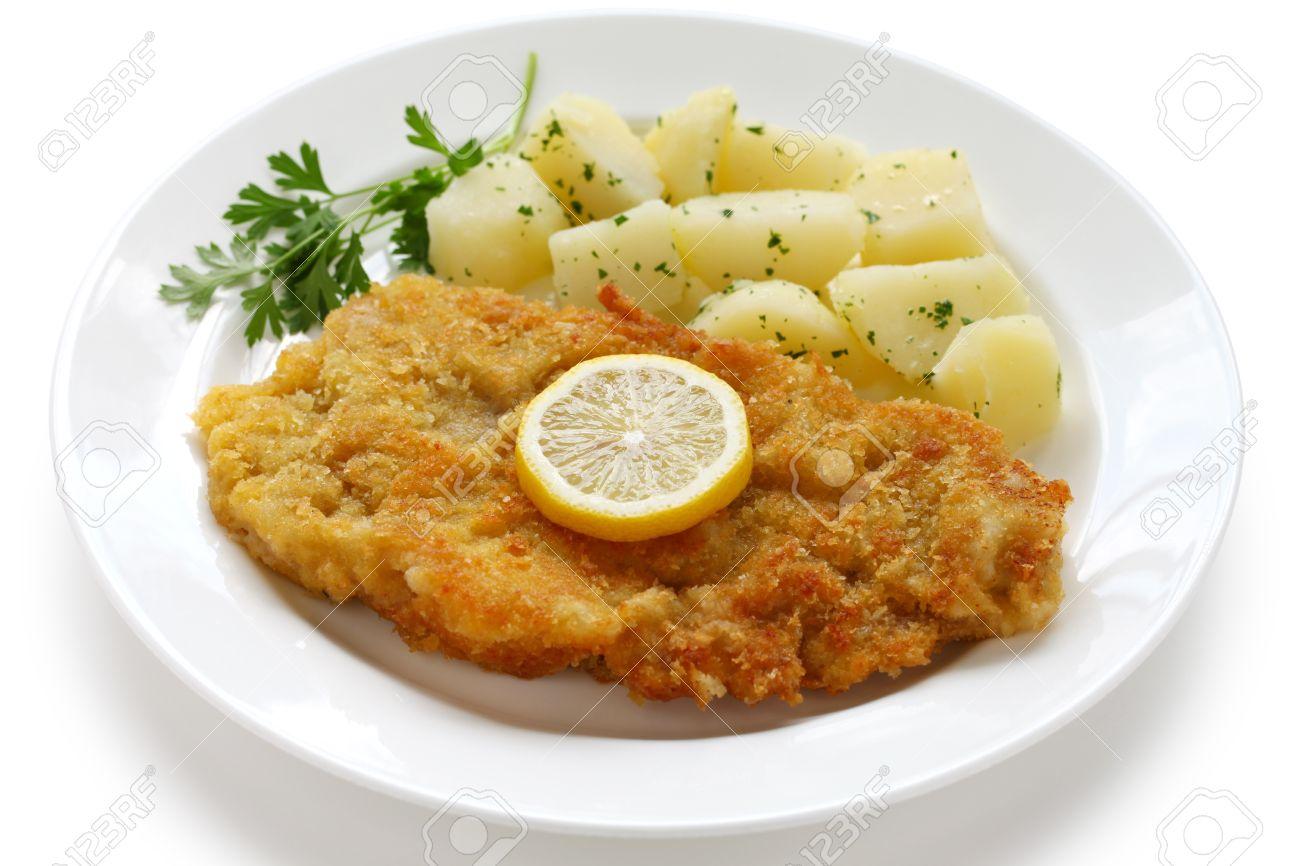 Wiener Schnitzel Wiki wiener schnitzel food food