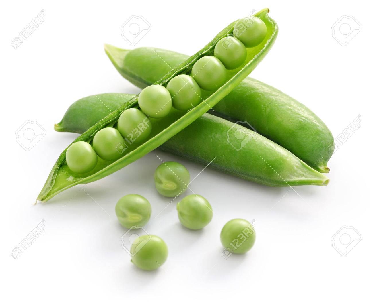 green peas Stock Photo - 53020891