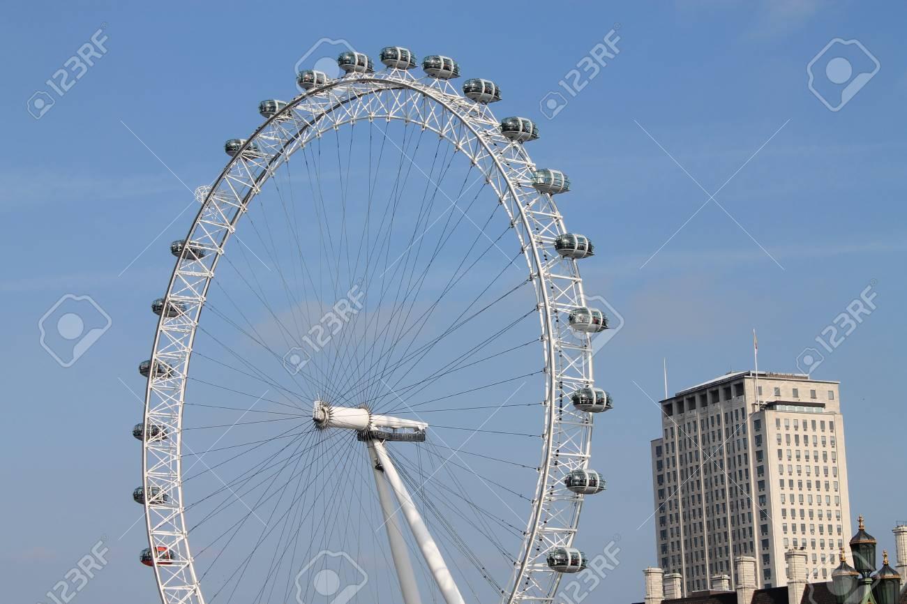 London Eye Stock Photo - 12616543