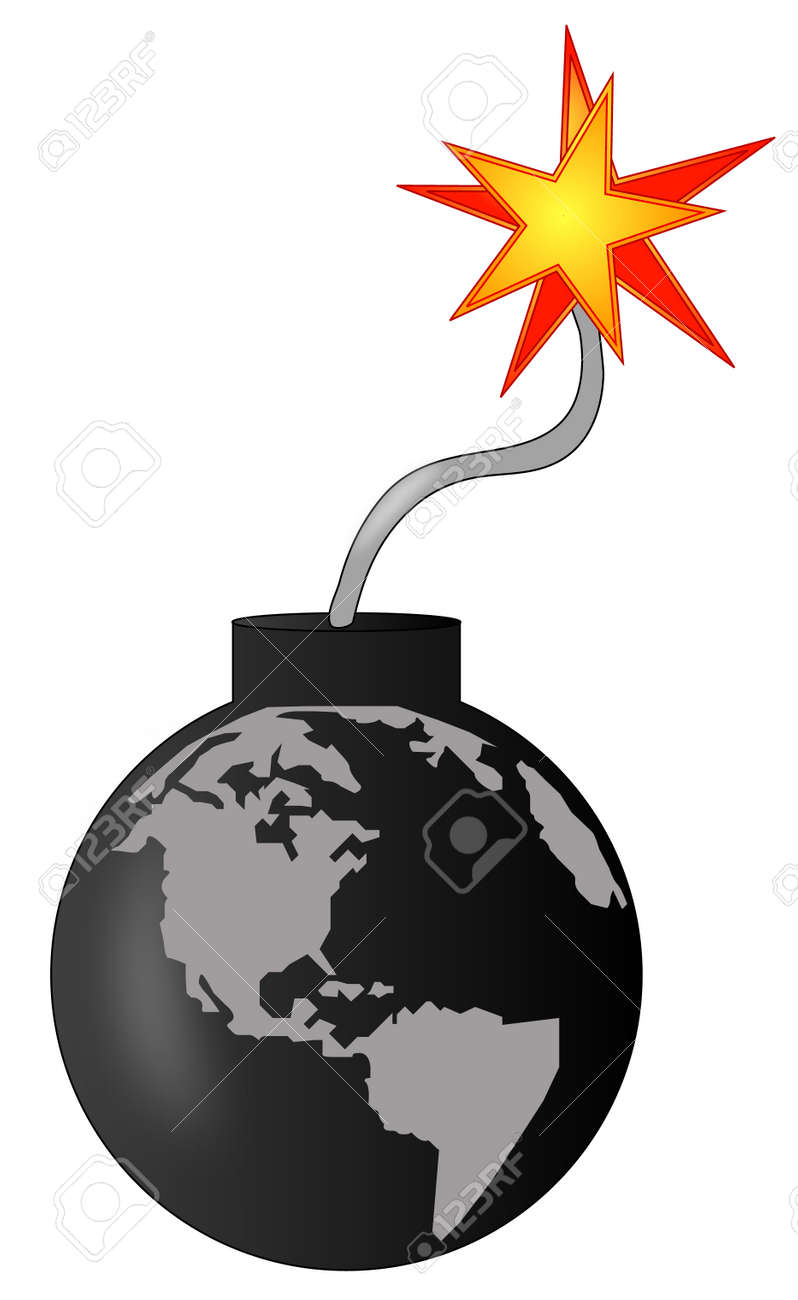 2805550 earth as an explosive bomb going off vector Stock Vector fuse box explosion fusion bomb explosion \u2022 free wiring diagrams fuse box explosion at soozxer.org