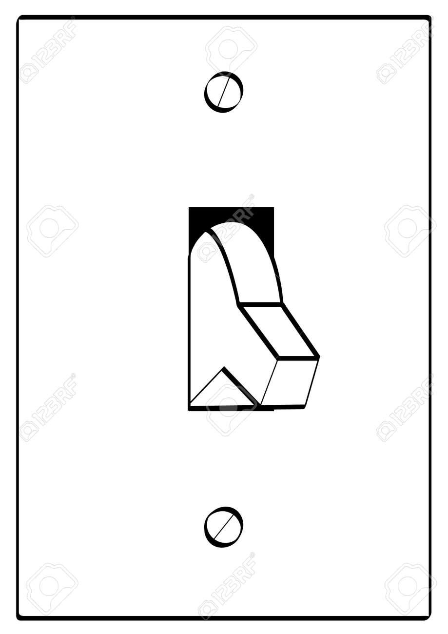 Light Switch Off Clip Art