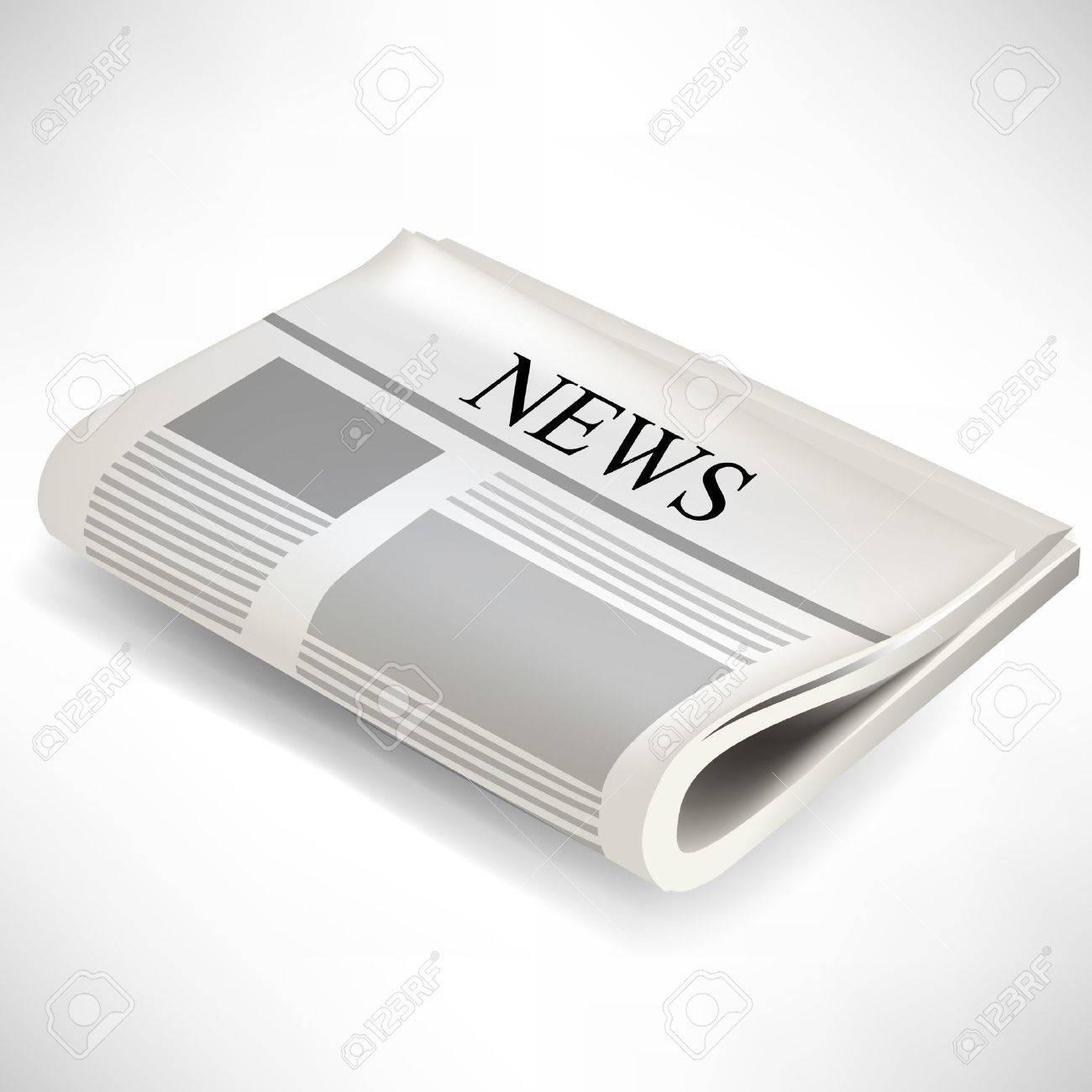 6,981 Newspaper Headline Stock Vector Illustration And Royalty ...
