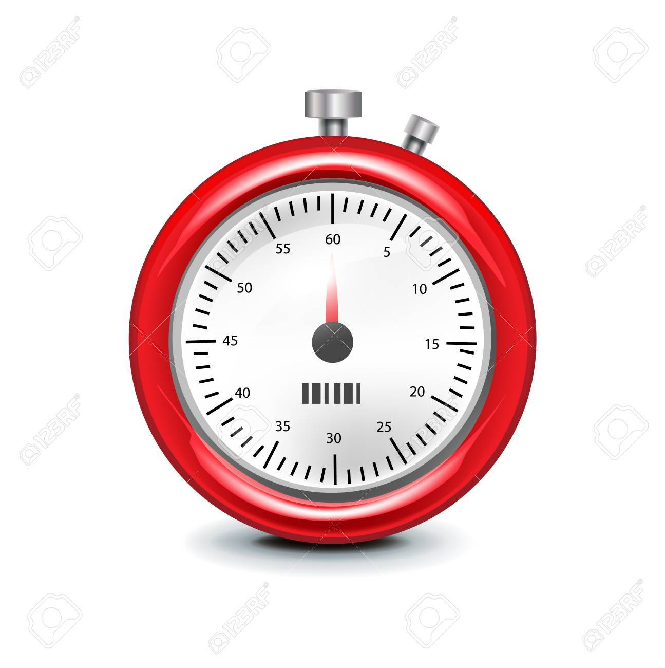 scale/ meter device isolated on white background Stock Vector - 20204033