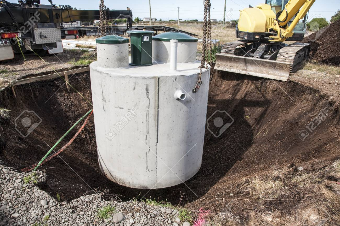 Installation of Septic System - 98255754