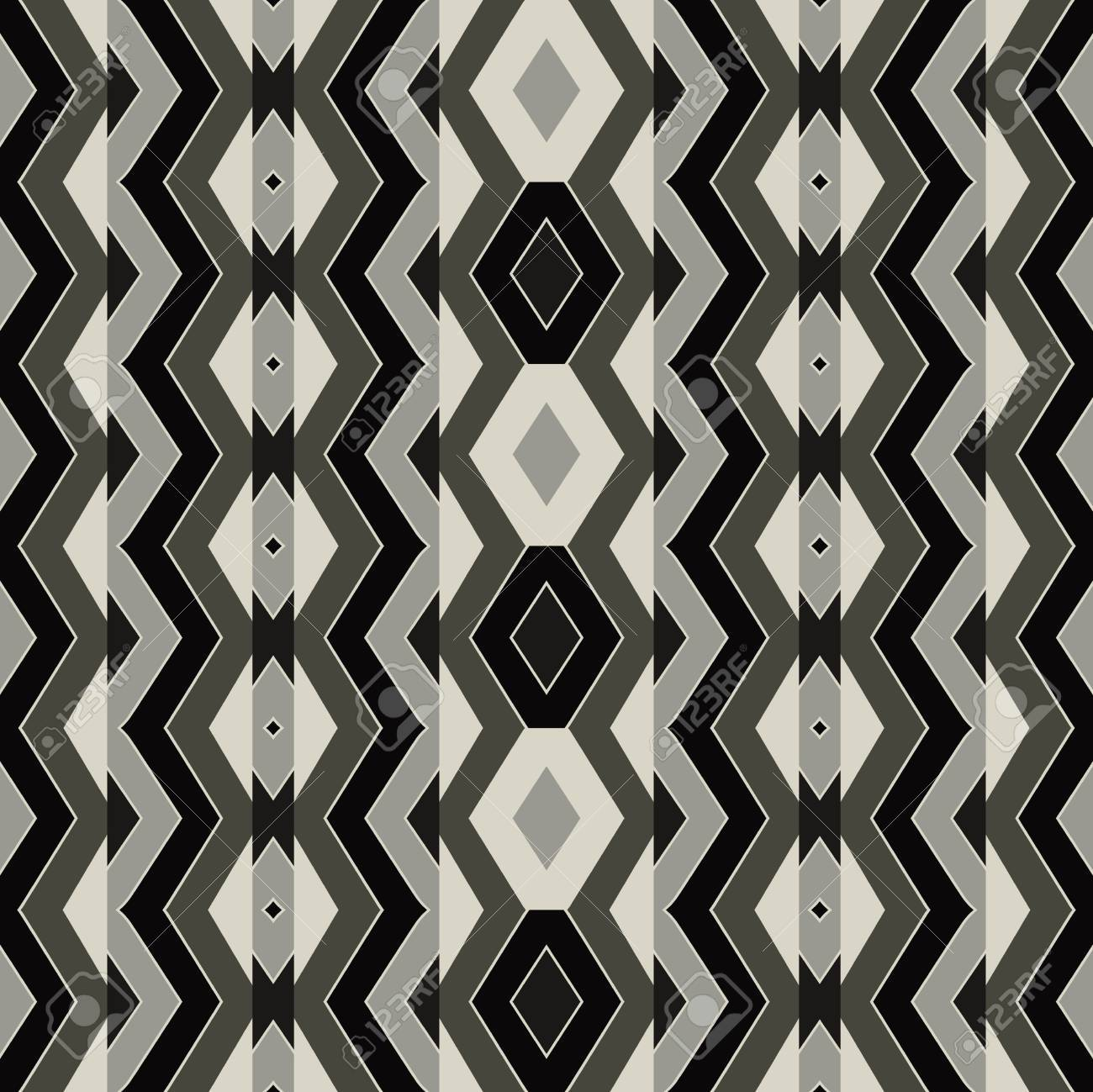 abstract pattern wallpaper seamless background  Vector illustration Stock Vector - 14168360