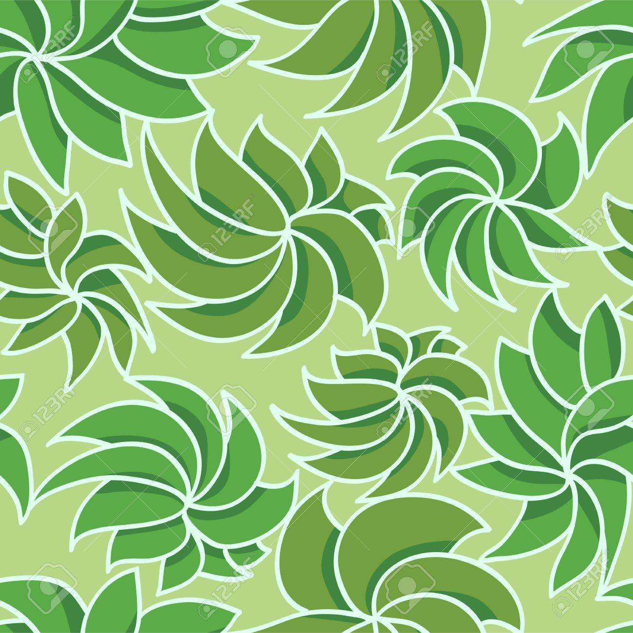 Hand drawn grass seamless pattern Stock Vector - 12928234