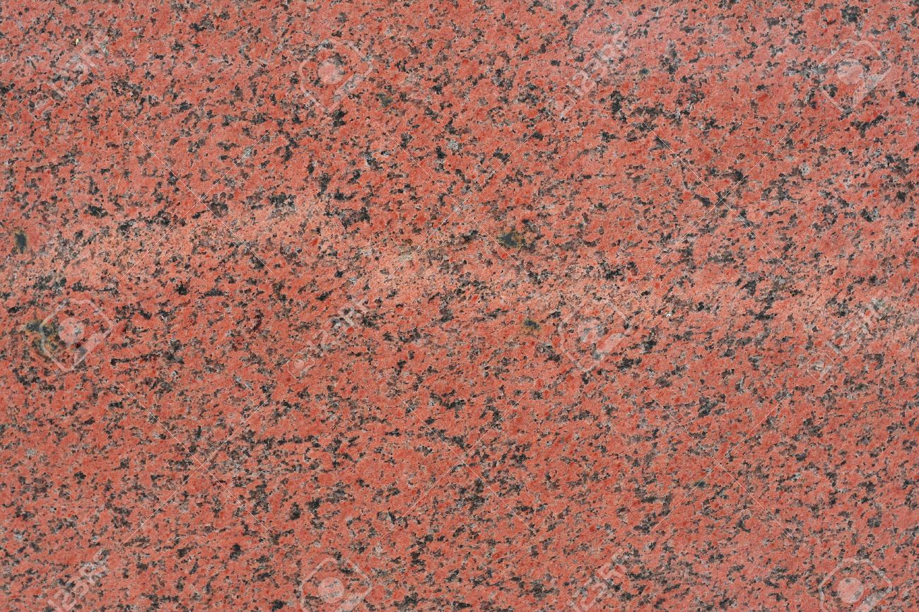 Multicolor Red Granite Stone Texture With Polished Surface Stock ...