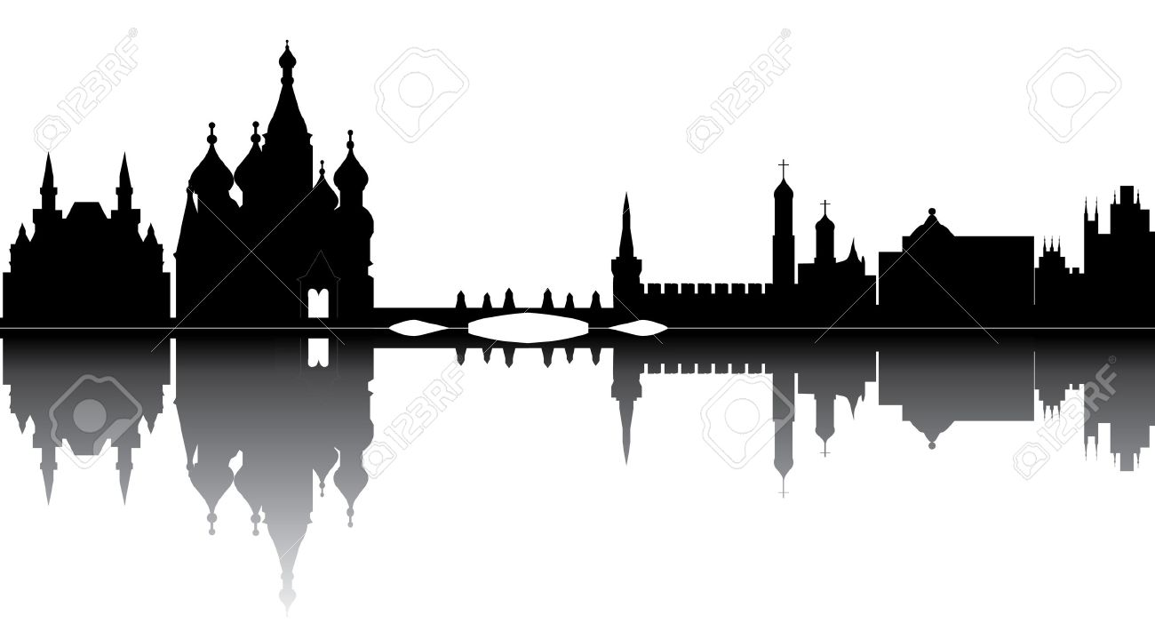 moscow skyline - 12273612