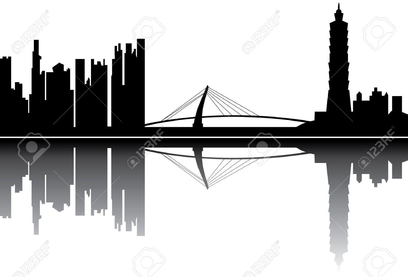 taipei skyline - 12273610