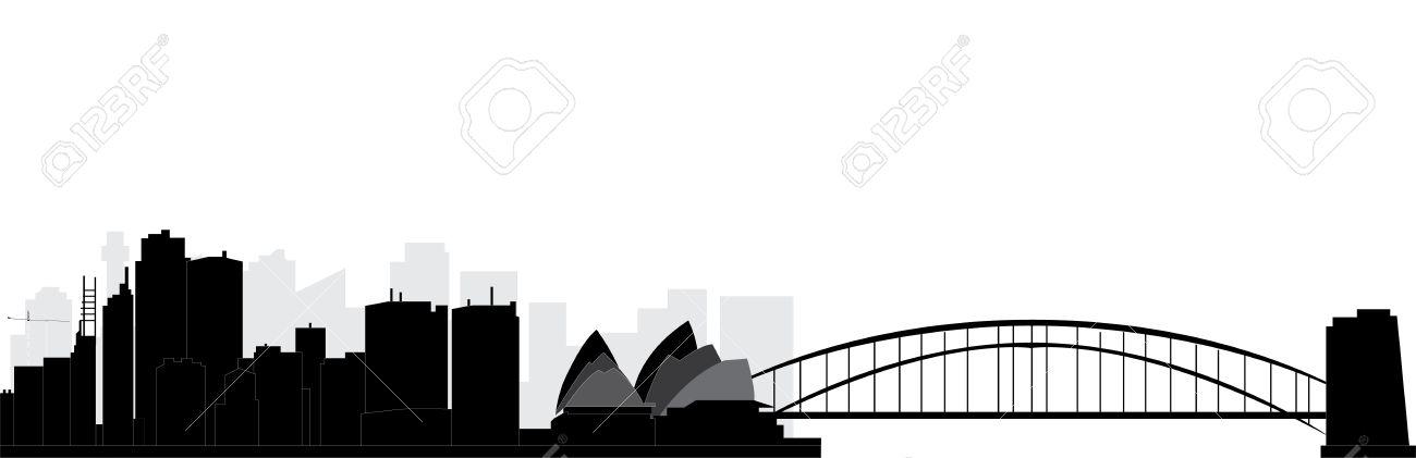 sydney skyline - 15801586